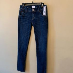 Hudson Skinny Jeans 'Collin'.